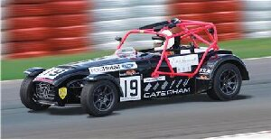 Scalextric C3647 Caterham
