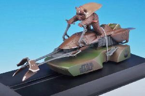 Scalextric C3299 Star Wars Speeder Bike - Ewok