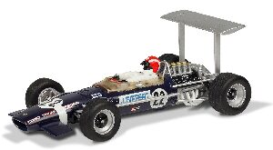 Scalextric C3413 Lotus 49b Rob Walker Racing No. 22 Joe Siffert