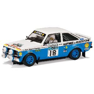 Scalextric C3592A Ford Escort