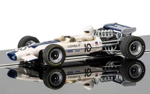 Scalextric C3707 Lotus 49