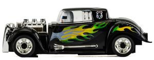 Scalextric C3708 Team Hot-Rod - blue