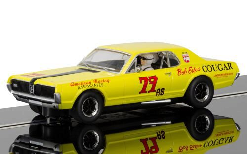 Scalextric C3729 Mercury Cougar XR7 1967  Trans Am