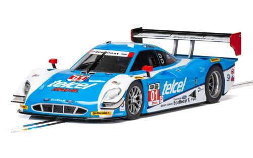 Scalextric C3948 Ford Daytona Prototype Sebring 2014  Telcel Ford