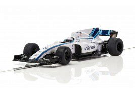 Scalextric C3955 2017 Williams Formula 1 Car F.Massa NEW TOOL