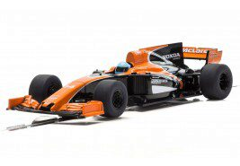 Scalextric C3956 2017 McLaren Formula 1 Car Alonso NEW TOOL