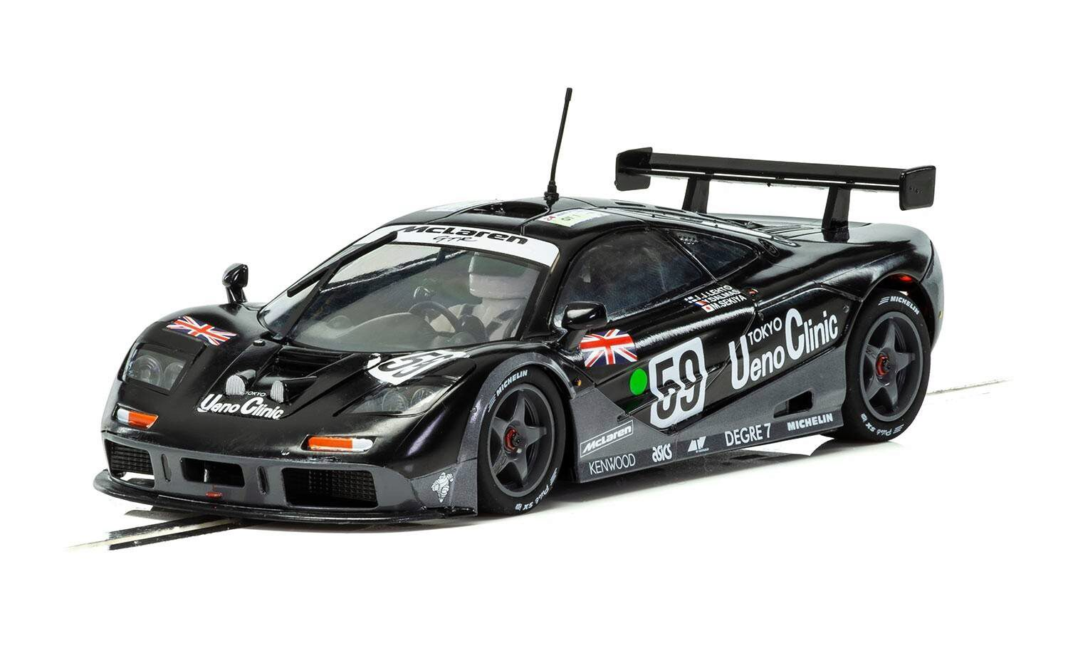 Scalextric C3965A McLaren F1 GTR Le Mans 1995 NEW TOOL - Limited Edt