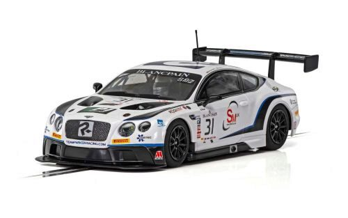Scalextric C4024 Bentley Continental GT3-Team Parker-Brands Hatch18