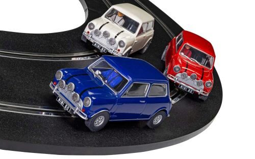 Scalextric C4030A Mini Diamond Edition - Commemorative Triple Pack