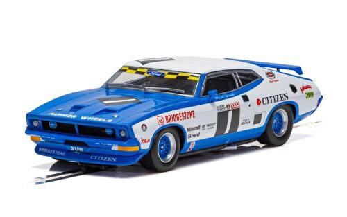 Scalextric C4039 Ford XB Falcon - Bathurst 1975 - Goss,Bartlet