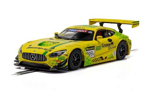Scalextric C4075 Mercedes AMG GT3 - Bathurst2019 - Gruppe M Racing