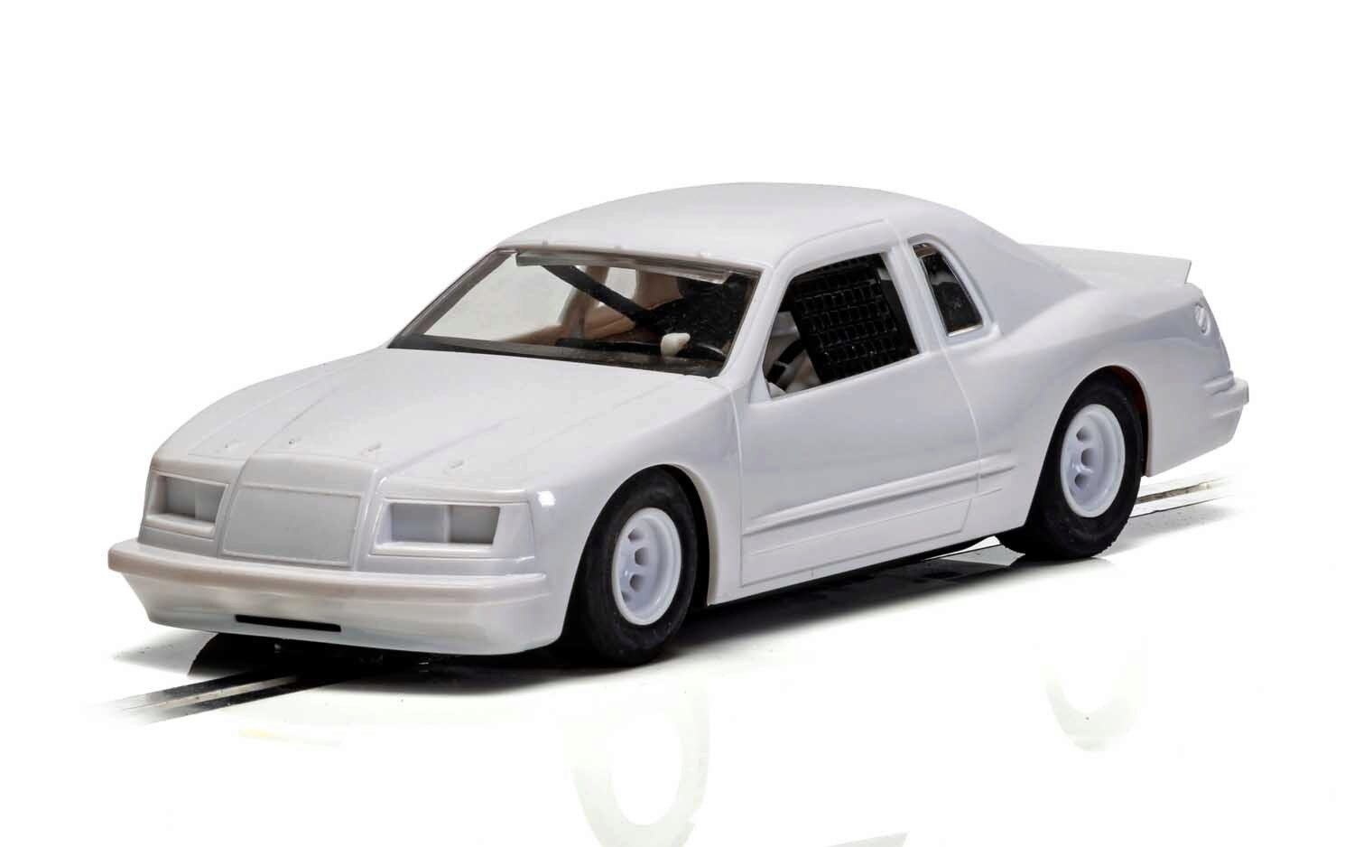 Scalextric C4077 Ford Thunderbird - White
