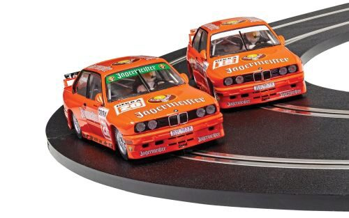 Scalextric C4110A BMW E30 M3 - Team Jagermeister Twin Pack