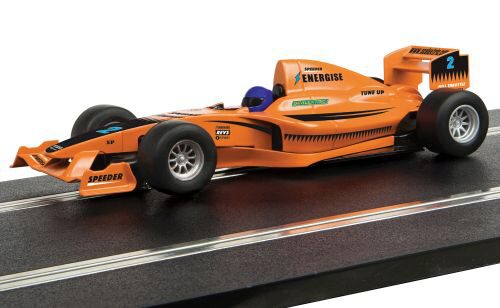 Scalextric C4114 Start F1 Racing Car Í Team Full Throttle