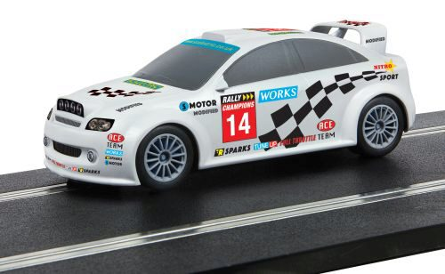Scalextric C4116 Start Rally Car Í Team Modified