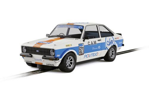 Scalextric C4150 Ford Escort MK2 RS2000 - Gulf Edition