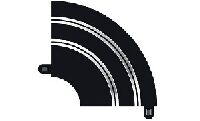 Scalextric C8201 Hairpin Curve 90