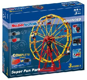 Fischer Technik 508775 Super Fun Park