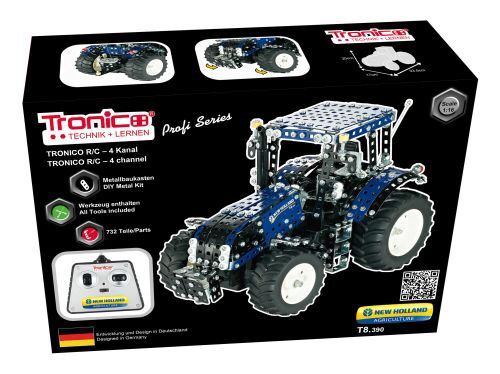 Tronico 10057 RCE NEW HOLLAND T8