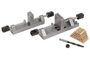 Wolfcraft 3750000 Universal-Holzdübel-Set 6810mm