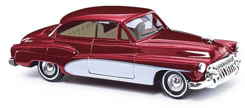 Busch 44722 Buick ' 50 »Delux« rot