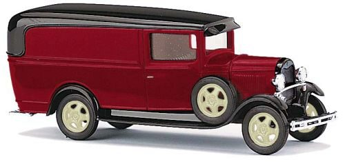 Busch 47732 Ford Modell AA rot