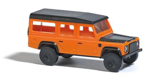 Busch 8379 Land Rover orange