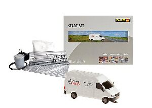 Faller 161504 CS Start-Set MB Sprinter (Herpa)