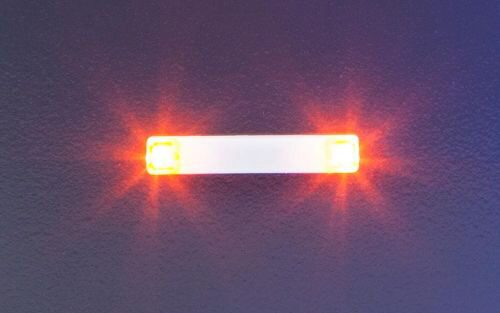 Faller 163764 Blinkelektronik, 20,2 mm, orange