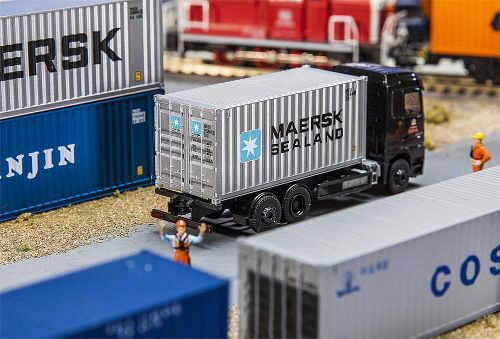 Faller 180823 Container MAERSK SEALAND