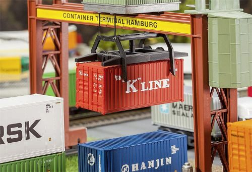 Faller 180829 20 Container K-LINE
