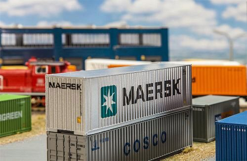Faller 180840 Hi-Cube Container MAERSK