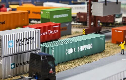 Faller 180844 Container CHINA SHIPPING
