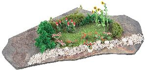 Faller 181112 Do-it-yourself Mini-Diorama Garten