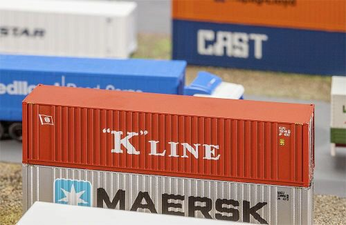 Faller 272820 40 Hi-Cube Container K-LINE