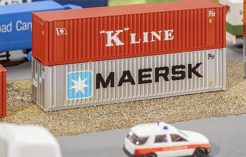 Faller 272821 40 Hi-Cube Container MAERSK