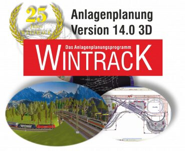 Modellplan 38014 WINTRACK 3D Vollversion Version 14.0