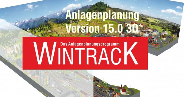 Modellplan 38015 WINTRACK 3D Vollversion Version 15.0