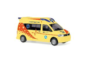 Rietze 51872 *VW T5 Hornis Baltic Air Zermatt (CH)