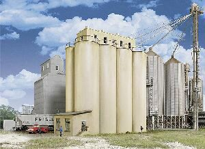 Walthers 2942 Silo-Tanks