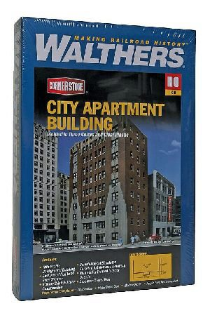 Walthers 3770 Stadt-Apartments