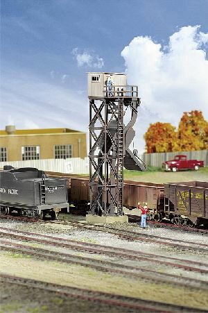 Walthers 3816 Asche-Turm