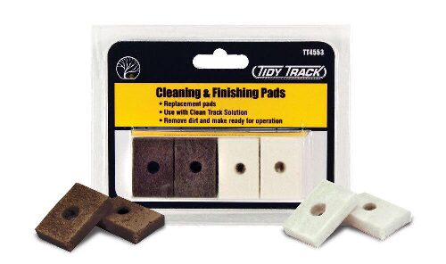 Woodland TT4553 Cleaning and Finishing Pads
